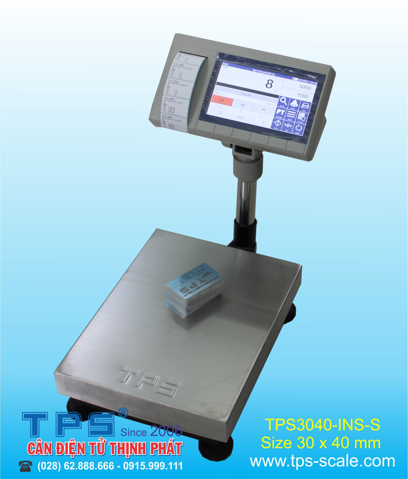 TPS3040-IND-S